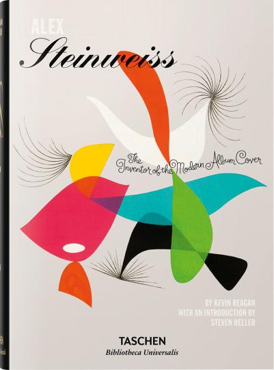 Alex Steinweiss. The Inventor of the Modern Album Cover.
