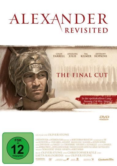 Alexander (Special Edition). 2 DVDs.