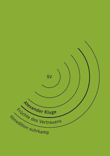 Alexander Kluge. Früchte des Vertrauens. 4 DVDs.