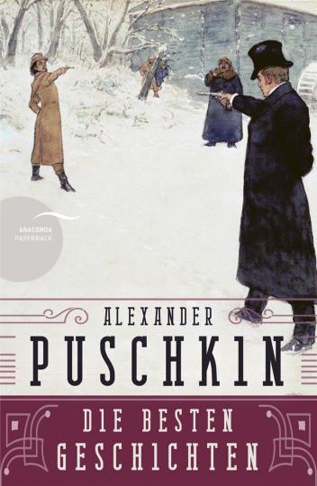 Alexander Puschkin. Die besten Geschichten.