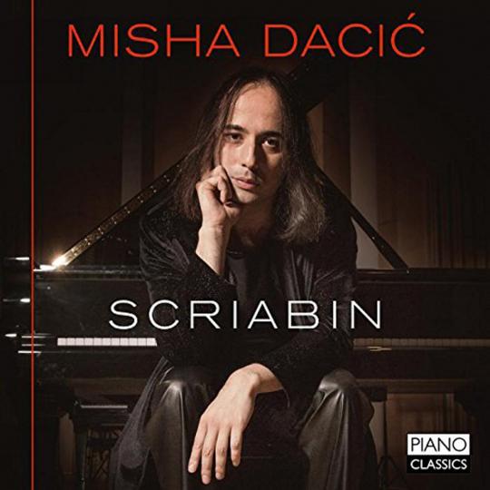 Alexander Scriabin. Klavierwerke. CD.