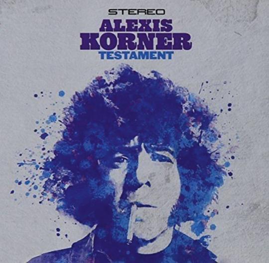 Alexis Korner. Testament. CD.