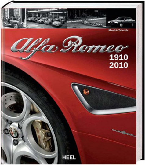Alfa Romeo 1910-2010.