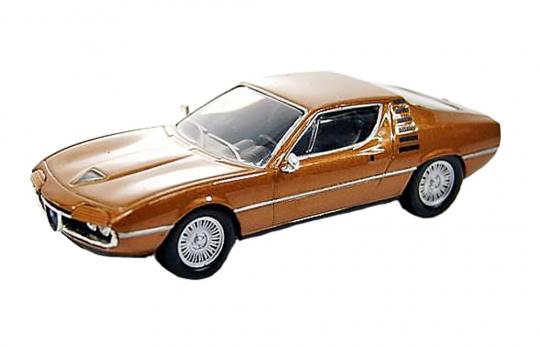 Alfa Romeo - Modell 1:43