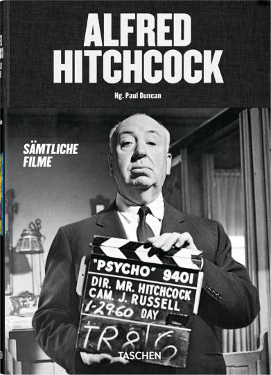 Alfred Hitchcock. Sämtliche Filme.