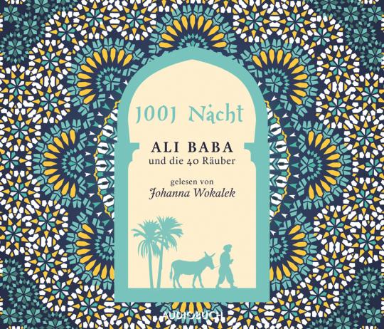 Ali Baba und die 40 Räuber. 2 CDs.