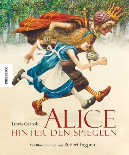 Alice hinter den Spiegeln.