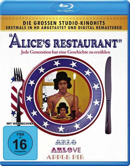 Alice's Restaurant. Blu-ray Disc.