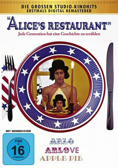 Alice's Restaurant. DVD.
