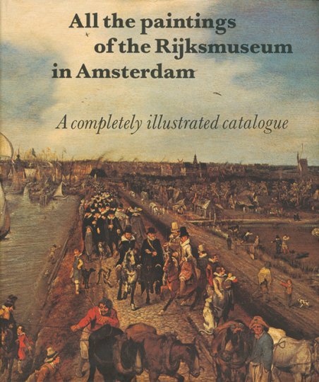 Alle Gemälde des Rijksmuseums Amsterdam.