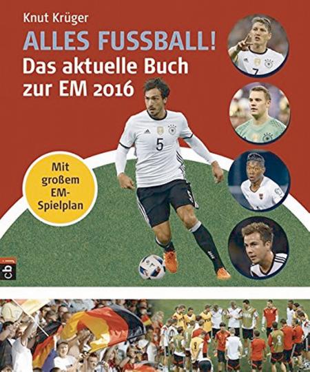 Alles Fußball! - Das aktuelle Buch zur EM 2016