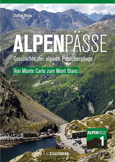 Alpenpässe , Von Monte Carlo zum Mont Blanc (R)