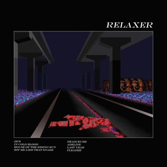 alt-J. Relaxer. CD.