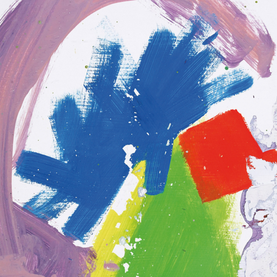 alt-J. This Is All Yours. CD.