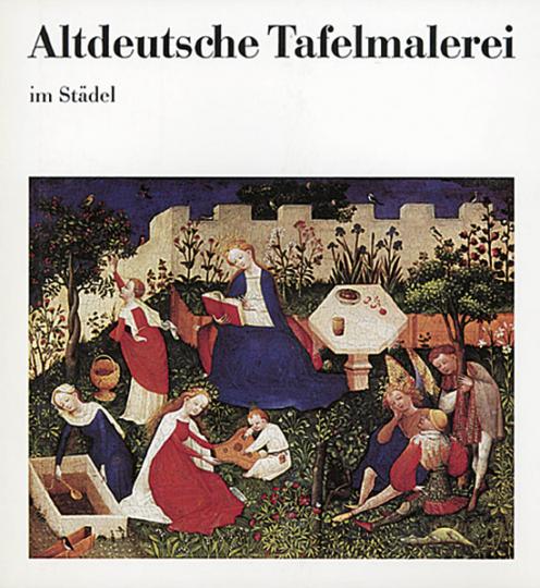 Altdeutsche Tafelmalerei im Städel.