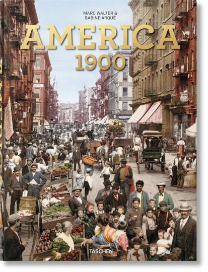 America 1900.