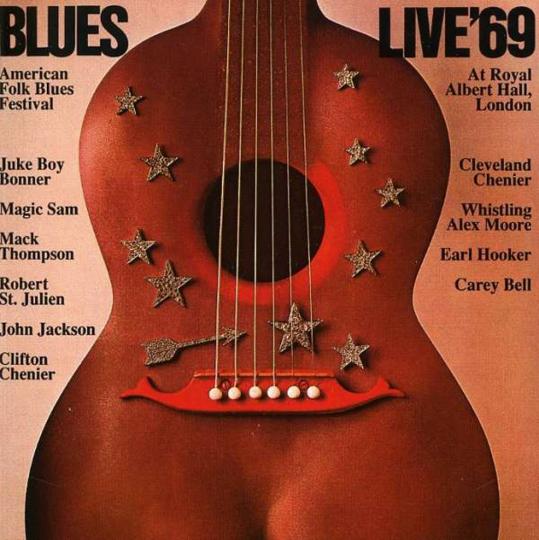 American Folk Blues Festival 1969. CD.