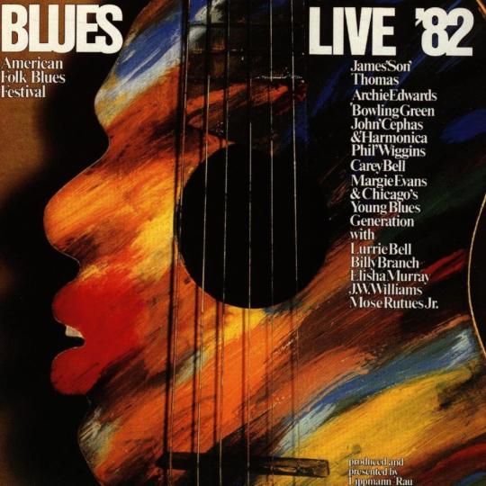 American Folk Blues Festival 1982. CD.