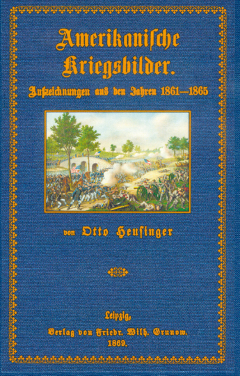 Amerikanische Kriegsbilder 1861-65
