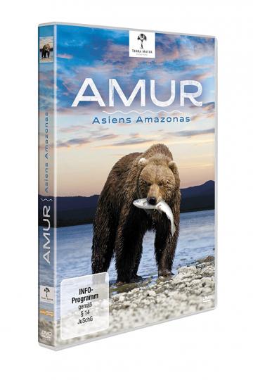 Amur - Asiens Amazonas. DVD