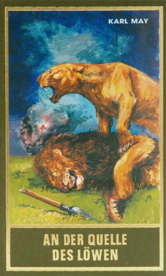 An der Quelle des Löwen  -Und andere Jagdgeschichten