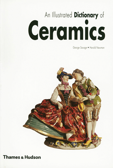 An Illustrated Dictionary of Ceramics.