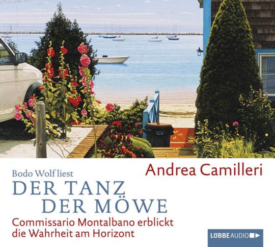 Andrea Camilleri. Der Tanz der Möwe. Commissario Montalbano erblickt die Wahrheit am Horizont. 4 CDs.