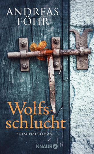 Andreas Föhr. Wolfsschlucht. Kriminalroman.