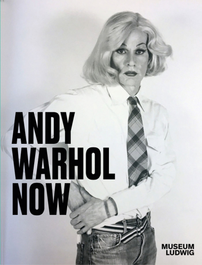 Andy Warhol. Now.