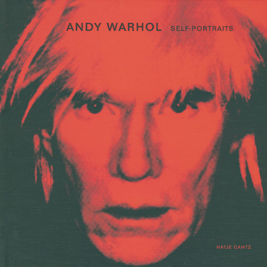 Andy Warhol. Self-Portraits.