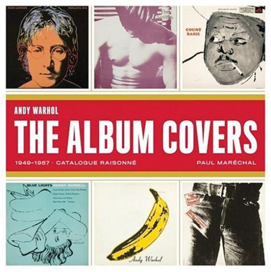 Andy Warhol: The Album Covers, 1949-1987 Catalogue Raisonné.