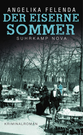 Angelika Felenda. Der eiserne Sommer. Reitmeyers erster Fall. Kriminalroman.