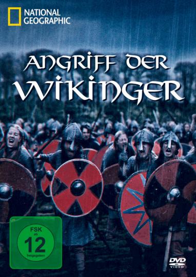 Angriff der Wikinger DVD