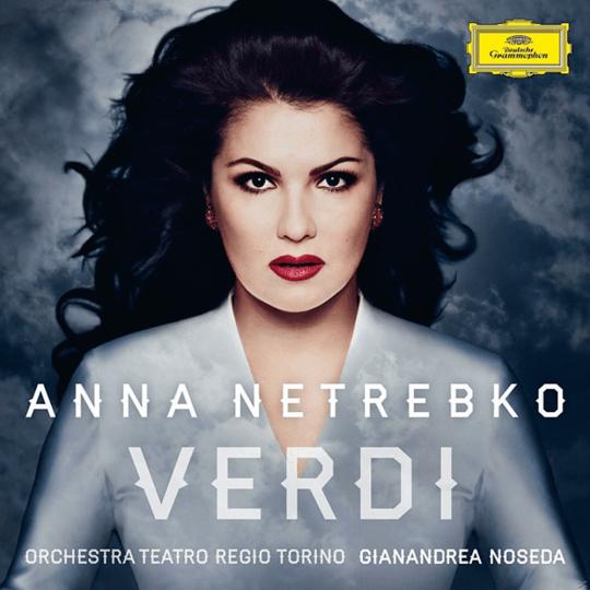 Anna Netrebko. Verdi. Limitierte Deluxe-Ausgabe. CD + DVD.