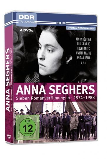 Anna Seghers. 4 DVDs.