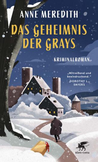 Anne Meredith. Das Geheimnis der Grays. Eine weihnachtliche Kriminalgeschichte.