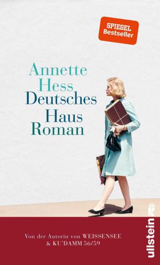 Annette Hess. Deutsches Haus.