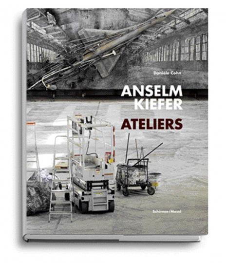 Anselm Kiefer. Ateliers.