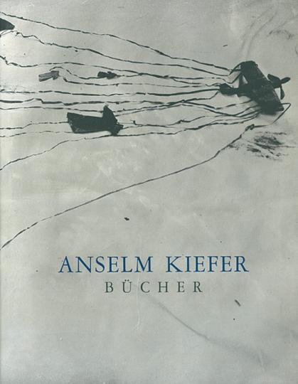 Anselm Kiefer. Bücher.