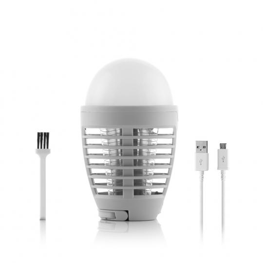 LED-Anti-Mücken-Lampe.
