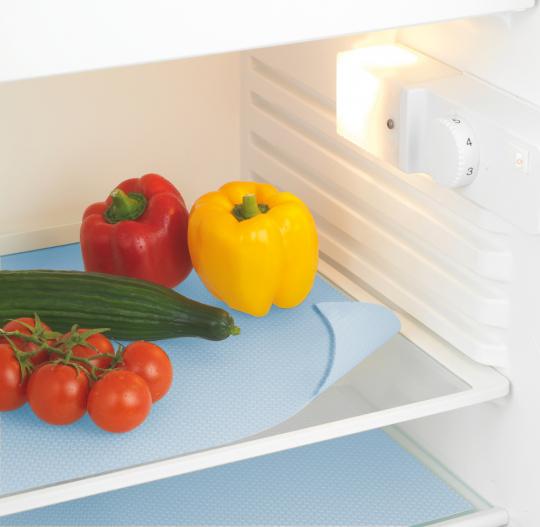 Antibakterielle Kühlschrankmatte, 3er-Set.
