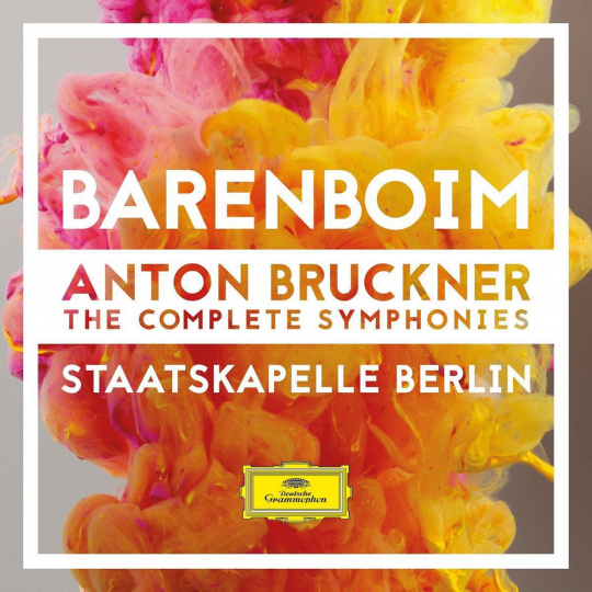 Anton Bruckner. Symphonien Nr.1-9. 9 CDs.