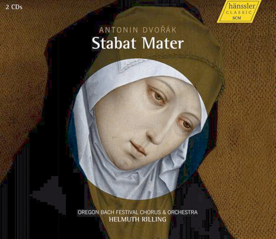 Antonin Dvorak - Stabat mater 2 CDs