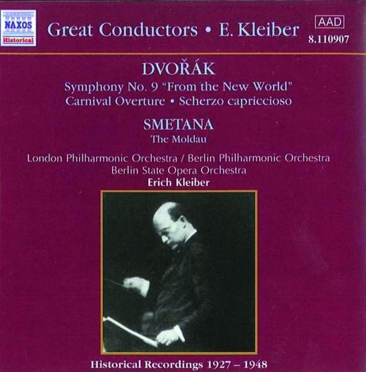 Antonin Dvorák. Symphonie Nr.9. CD.