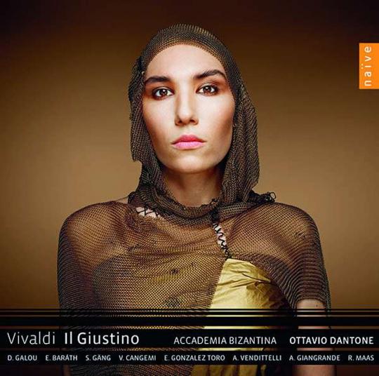 Antonio Vivaldi. Il Giustino. 3 CDs.