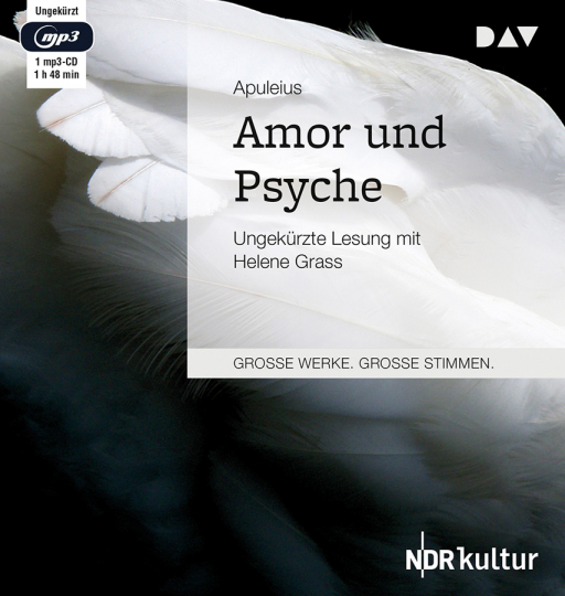 Apuleius. Amor und Psyche. mp3-CD.