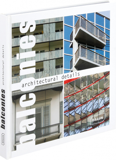 Architectural Details - Balconies.