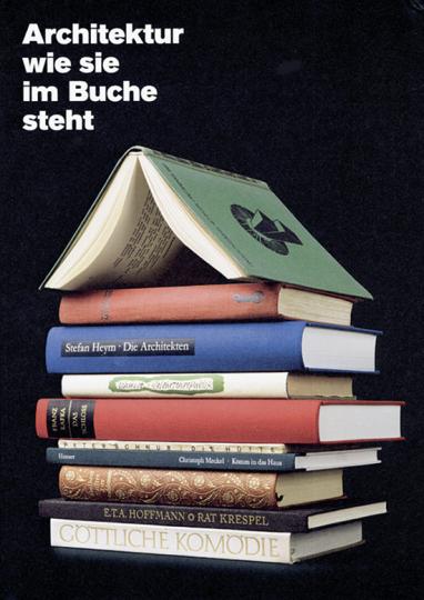 Architektur wie sie im Buche steht