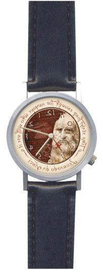 Armbanduhr »Leonardo da Vinci«.