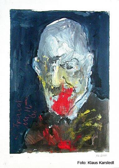 Armin Mueller-Stahl. »Sigmund Freud«